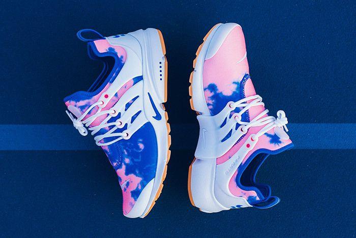 Wmns Nike Air Presto Td White Blue Nebula Blue Nebula Sneaker Politics Aq5897 100 3