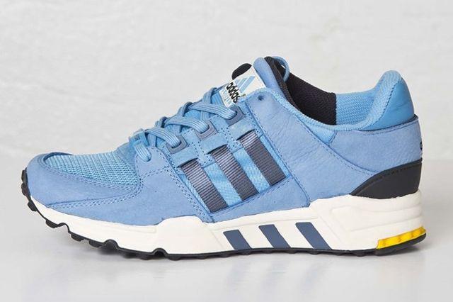 Adidas Eqt Running Suppport 93 Light Blue 2