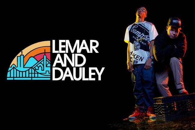 Lemar And Dauley Interview 20