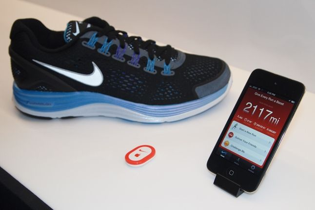 Nike Plus Training Iphone 1