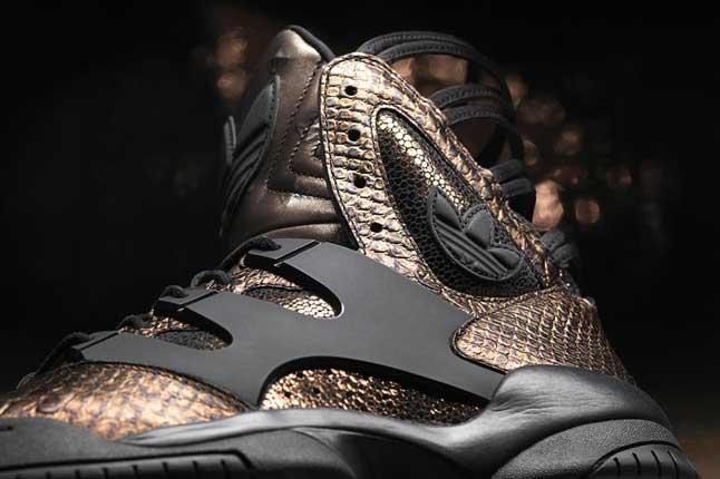 Adidas Harlem Glc Trefoil Detail 1
