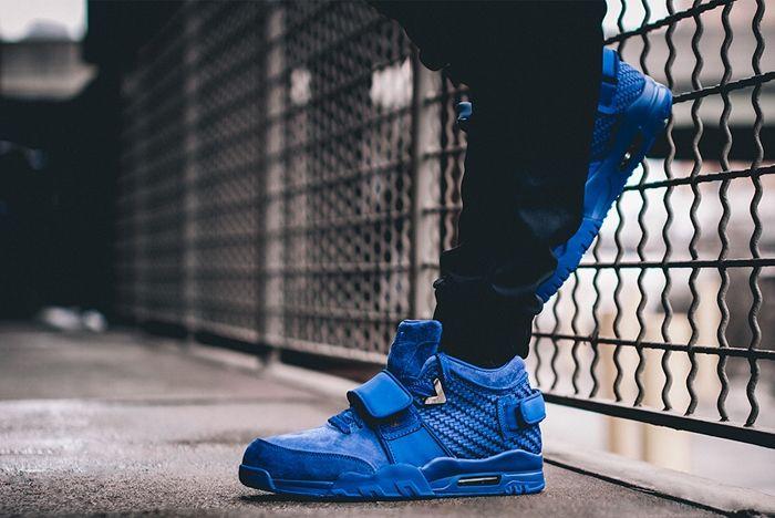Nike Air Cruz Giants Blue 5