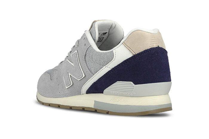 New Balance 996 Mrl996 Ta Grey Suede 5