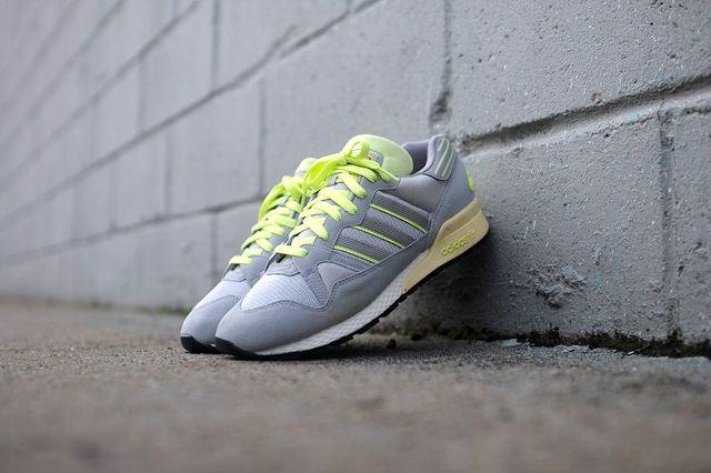 Adidas Zx 710 Grey Volt 4