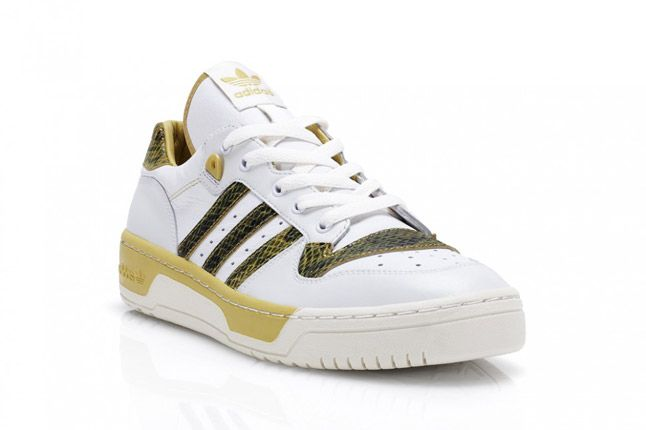 Adidas Rivalry Lo Limited Edition Quater Front 1