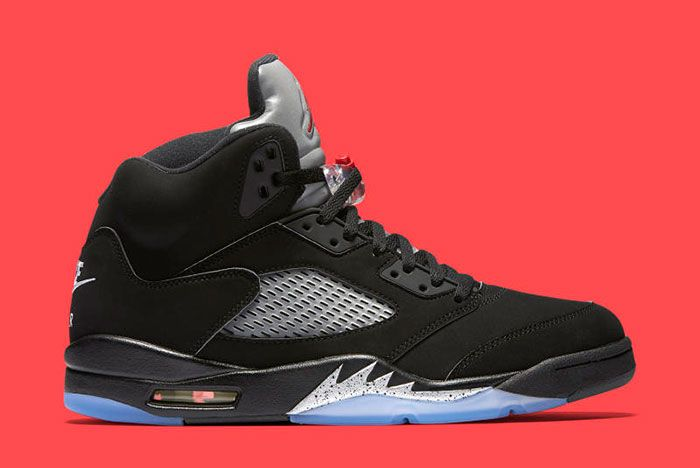 Air Jordan 5 Retro Blackmetallic 6