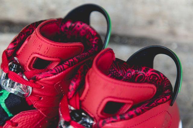 Air Jordan 6 Spizike Bump 3