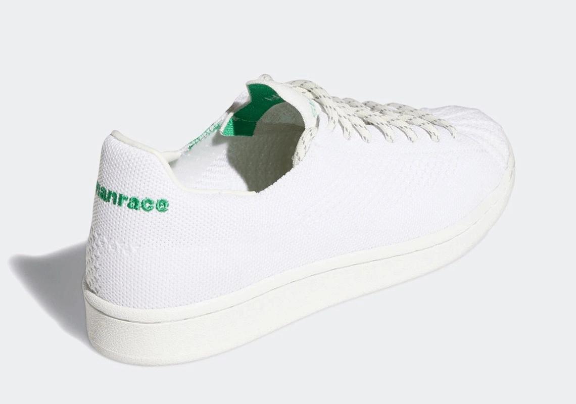 Pharrell x adidas Superstar Primeknit
