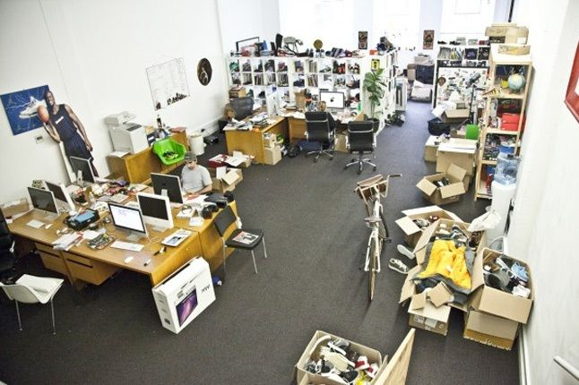 Sneaker Freaker Offices 1