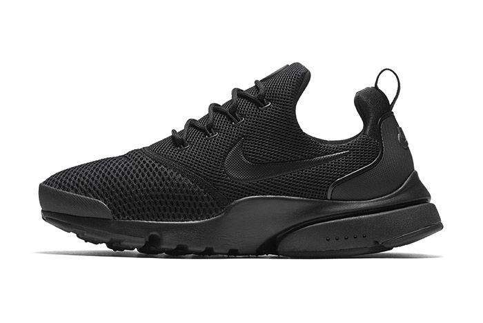 Nike Air Presto Fly Black Triple