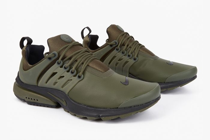 Nike Air Presto Utility Low Khaki2