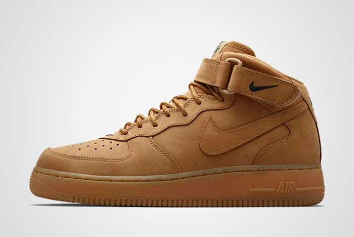 Nike Air Force 1 Flax Mid Thumb