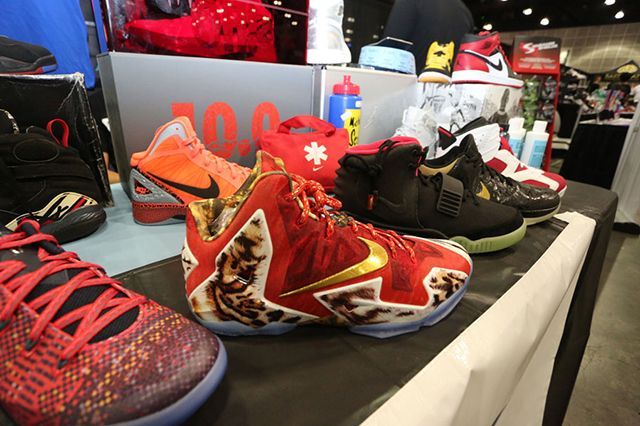Sneaker Con La Recap