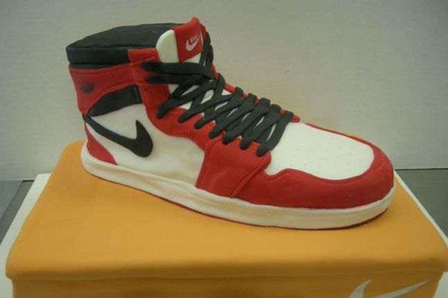 Sneaker Freaker Sneaker Cakes Air Jordan 1 1