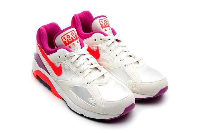 Nike Air Max 180 Qs Laser Crimson 1