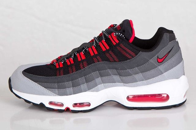 Nike Air Max 95 Chilling Red 3