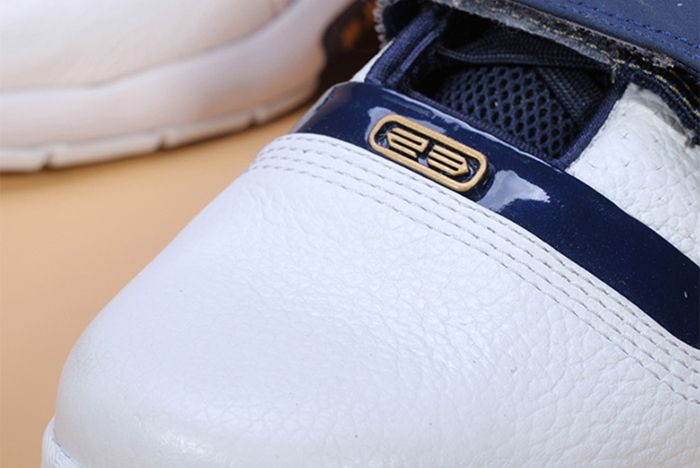 Nike Lebron Sodlier 1 25 Straight 2