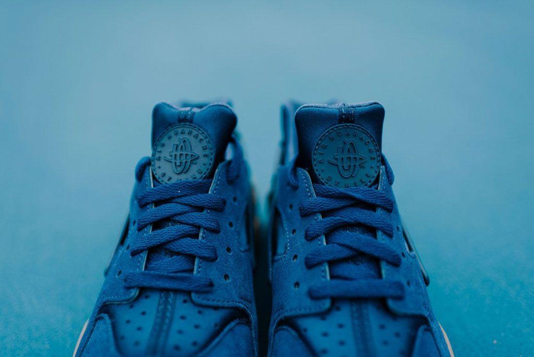 Nike Air Huarache Binary Blue 1