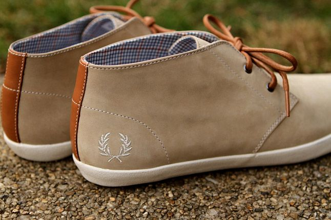 Fred Perry Bryon 02 1