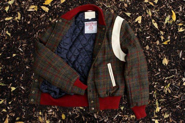 Harris Tweed Kith Jacket 1