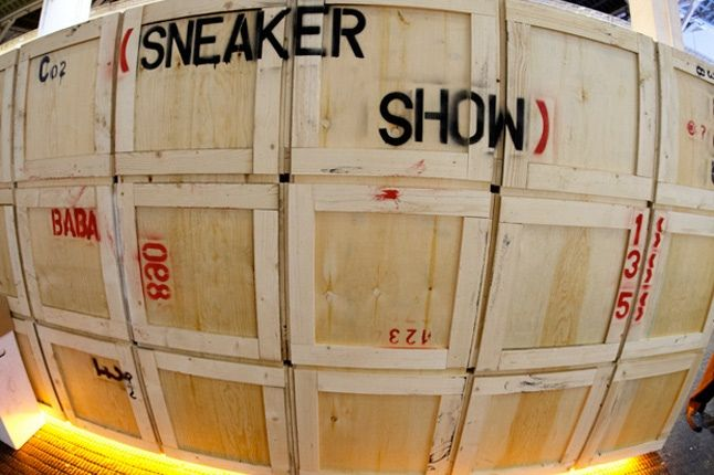 Sneaker Show Crates 1