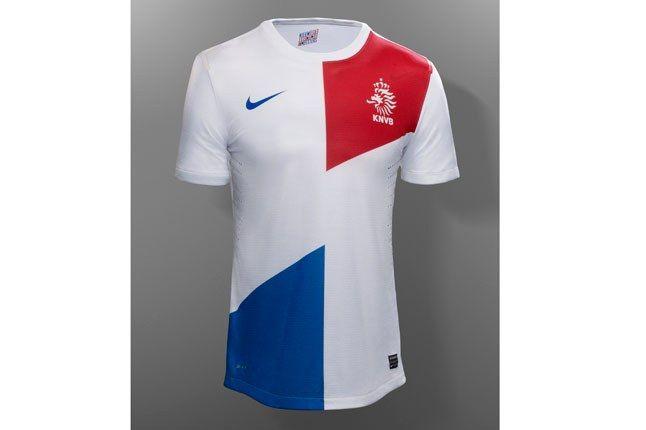 Nike Football Holland Away Jersey 1