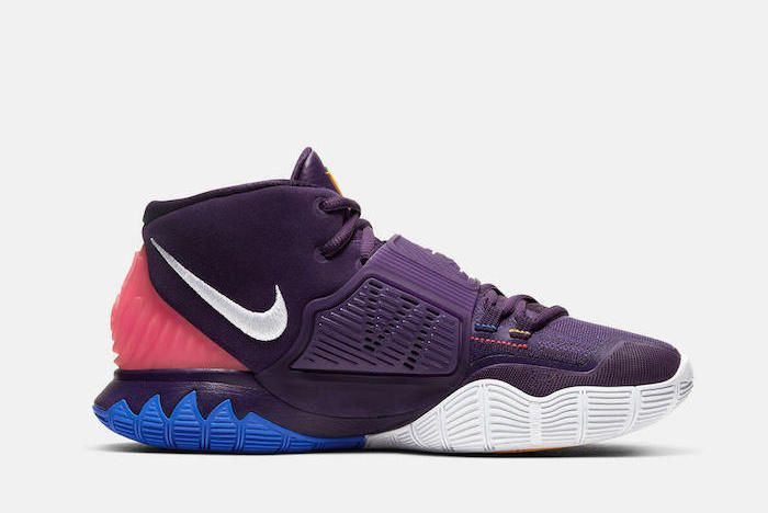 Nike Kyrie 6 Enlightenment Purple 1