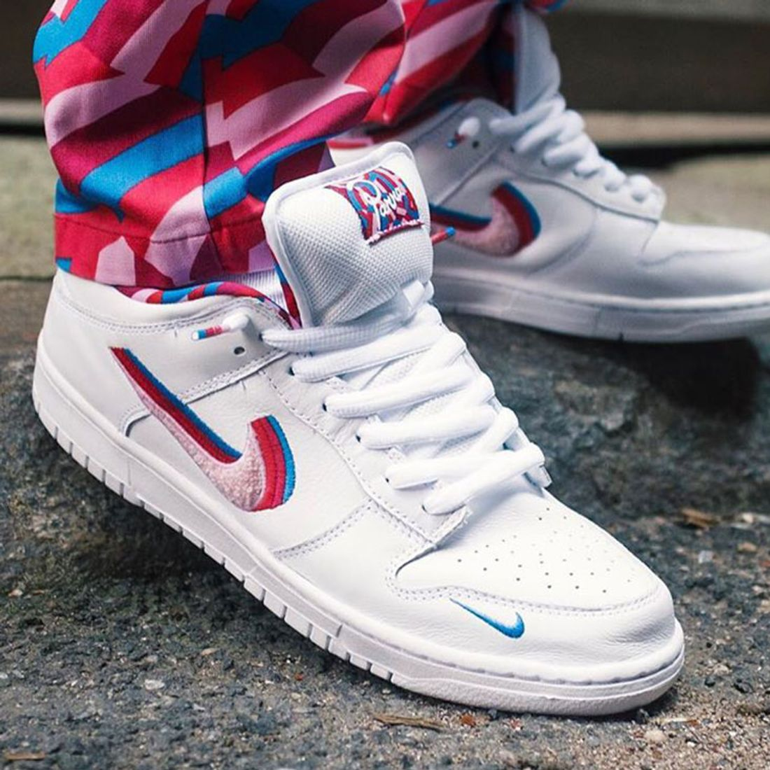 Perforar No se mueve borde  Here's How People are Styling the Parra x Nike SB Collection - Sneaker  Freaker