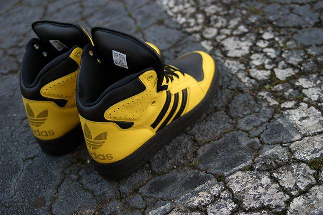 Adidas Jeremy Scott Instinct Hi 09 1