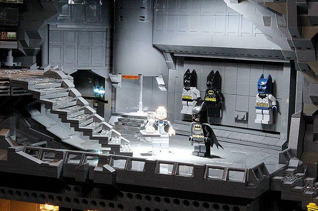Lego Batcave 12 1