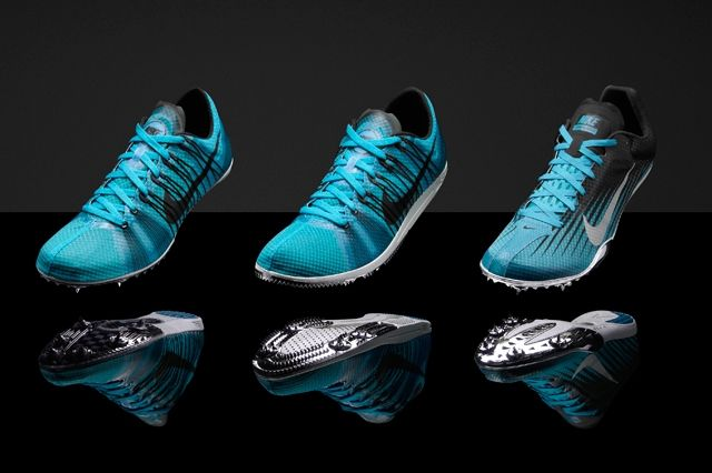 Gamma Blue Nike Distance Group
