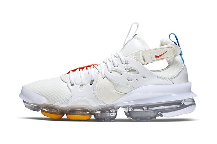 Nike Air Vapormax Dmsx White At8179 100 Release Date Lateral