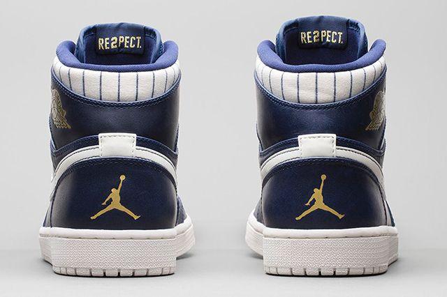Air Jordan 1 Retro Jeter 4