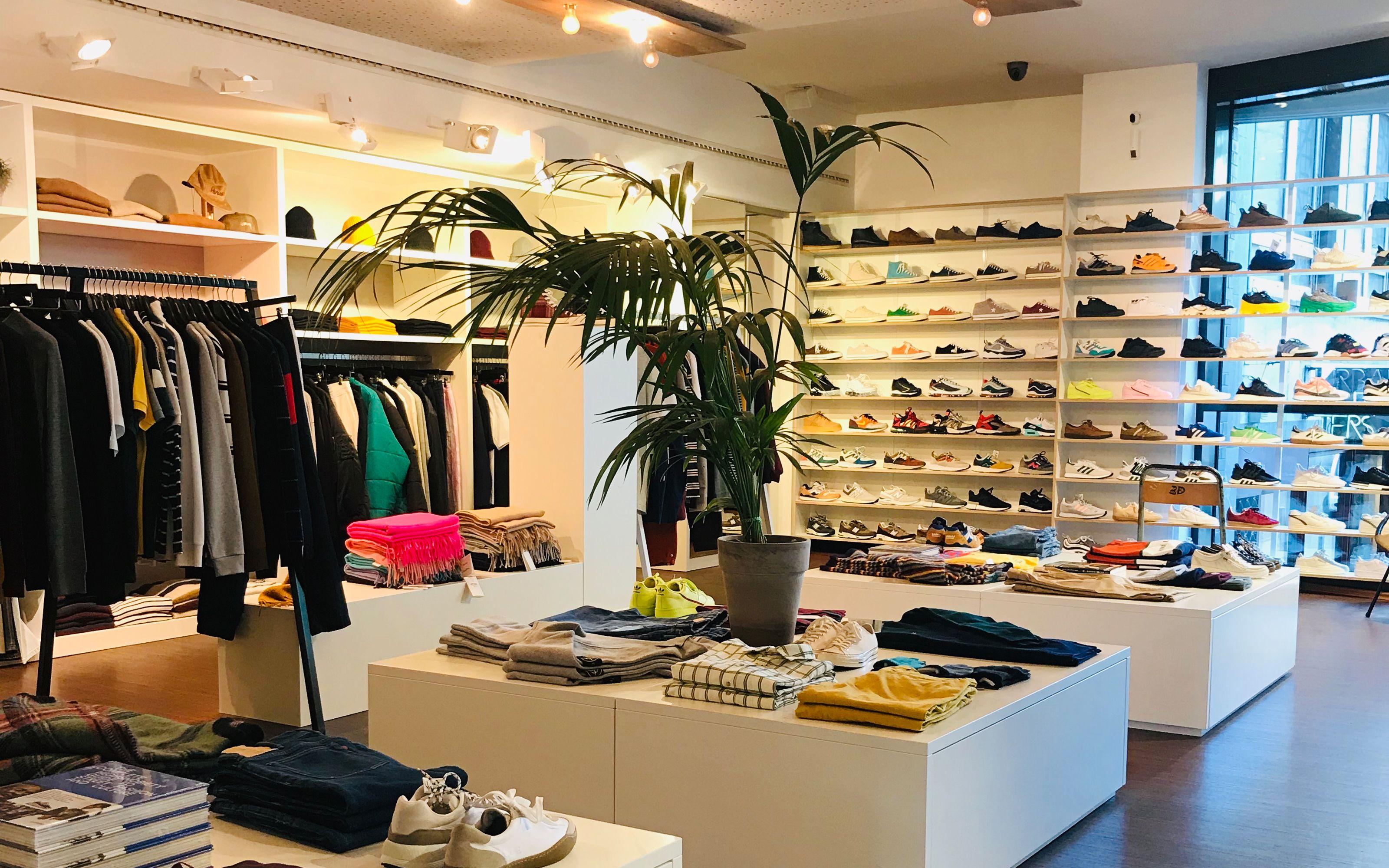 solebox acquires Frankfurt-based fashion retailer UEBERVART