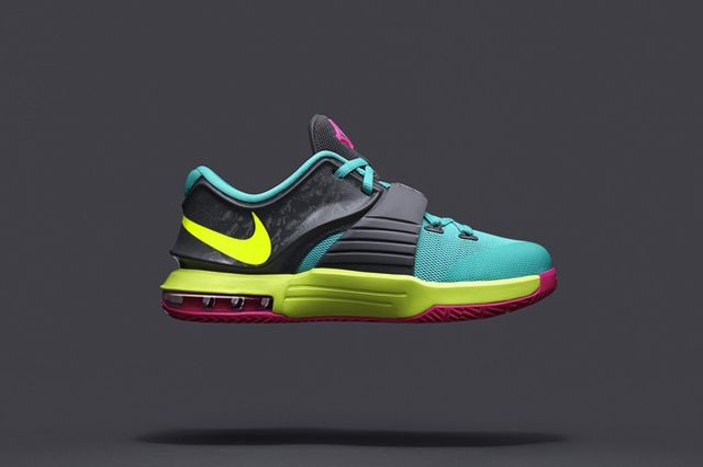 Nike Unveil Kd7 Kids Carnival Collection