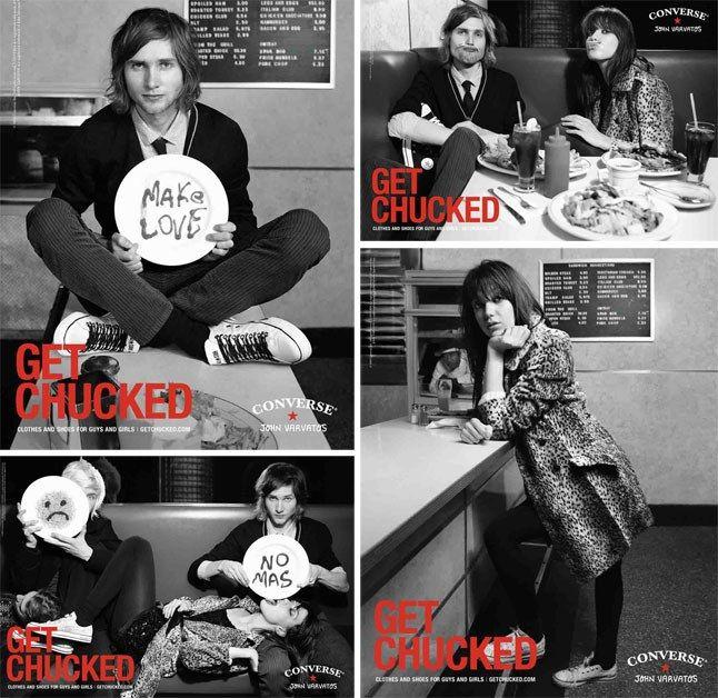 Converse Get Chucked Campaign 3