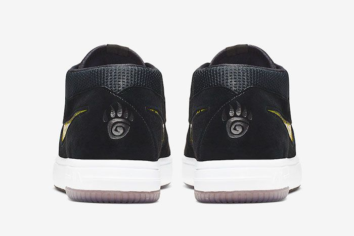 Nike Air Zoom Down Rock N7 Ci9922 001 Heels
