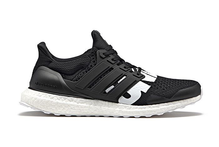 Undefeated Adidas Sneakers Ultraboost Black 1