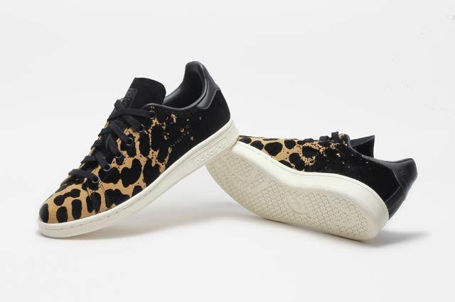 Adidas Leopard Print Pack5