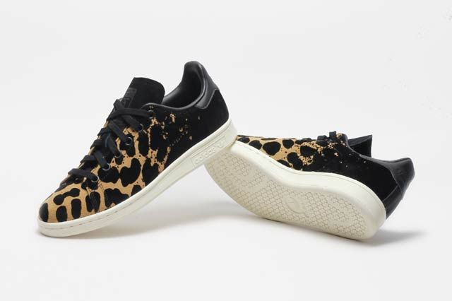 Adidas Leopard Print Pack5