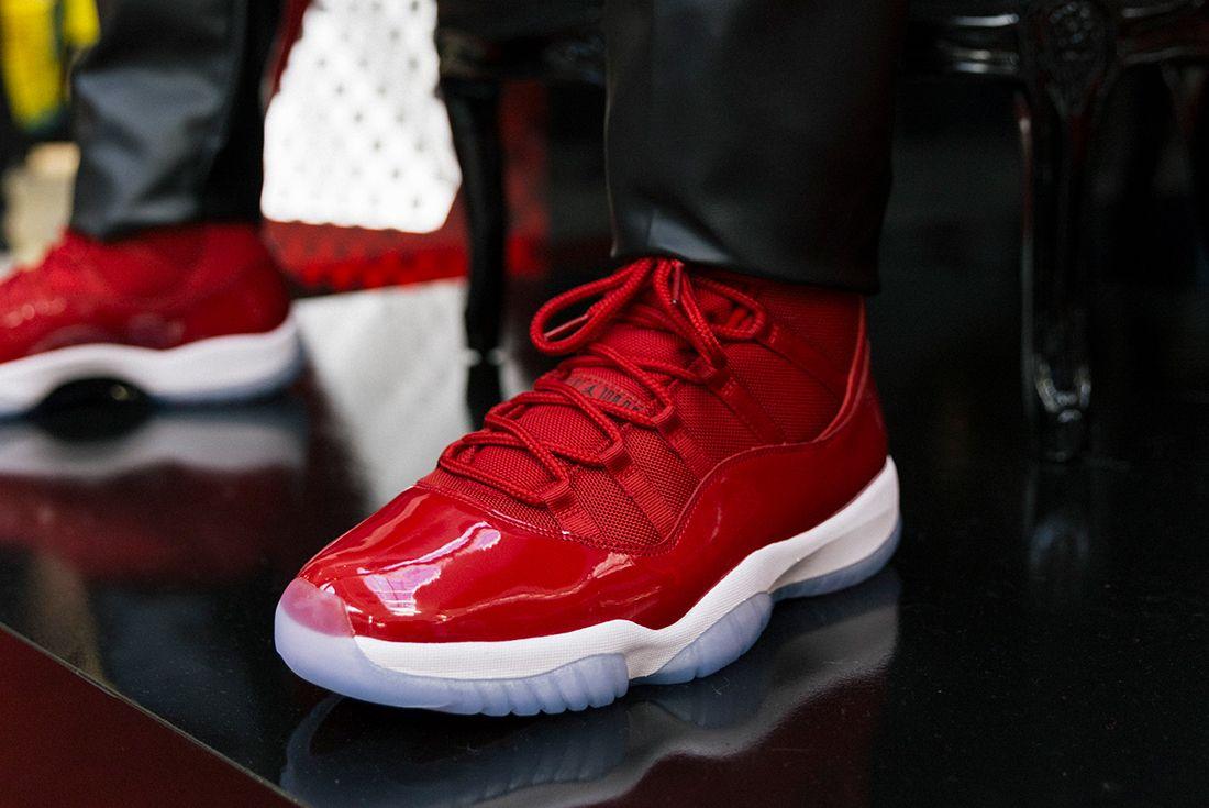 Air Jordan 11 Win Like 96 Sneaker Freaker 7