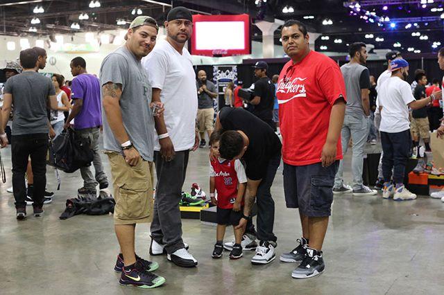 Sneaker Con La Recap 68