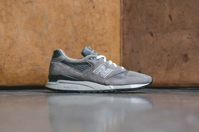 New Balance 998 Bringback Grey