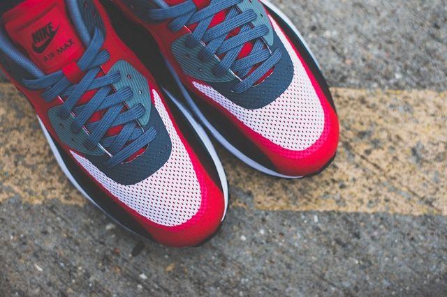 Nike Air Max 90 Lunar University Red 1