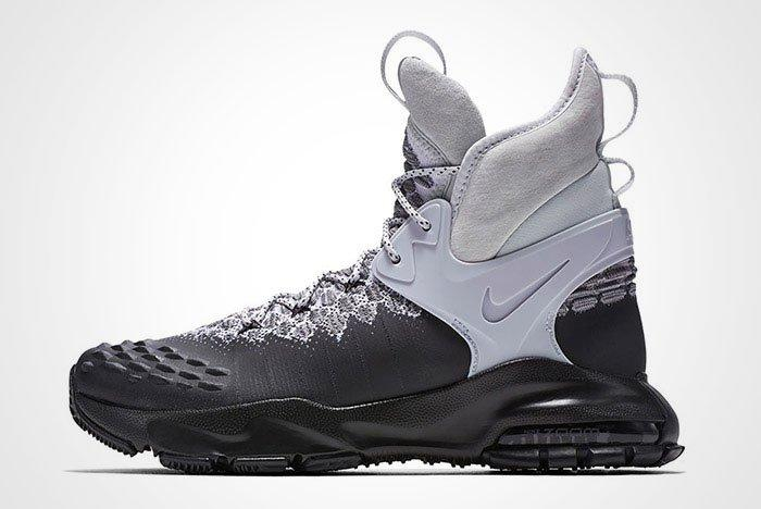 Nike Acg Zoom Tallac Flyknit White Grey Thumb