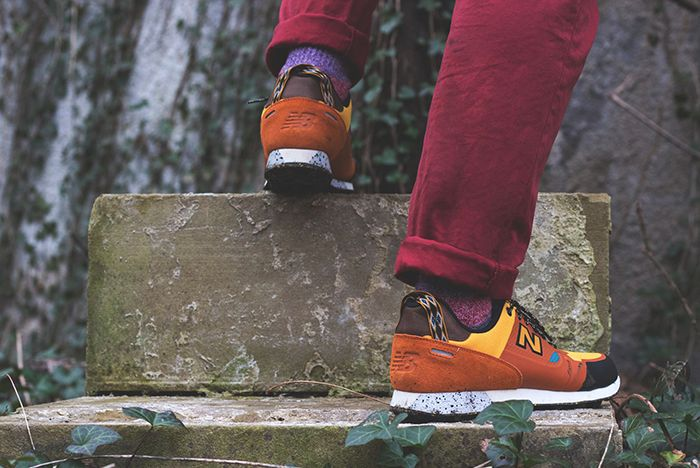 Extra Butter X New Balance Trailbuster Re9