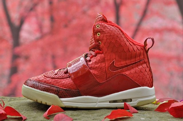 Jbf Customs Nike Air Yeezy 1 Red October 4