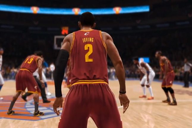Nba Live 2014 Official Trailer 1