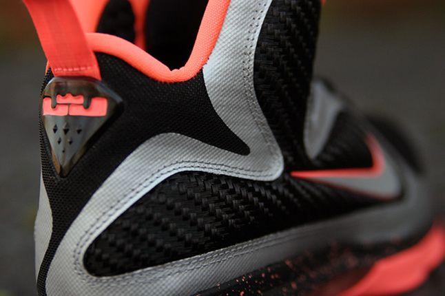 Nike Le Bron 9 Mango 07 1