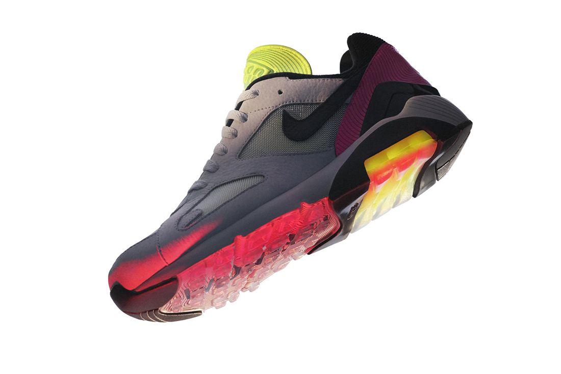 Nike Air Max 180 BLN Angled